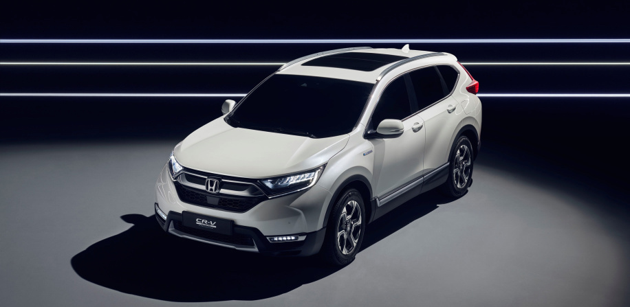 Honda CR-V Hybrid previewed ahead of Frankfurt debut