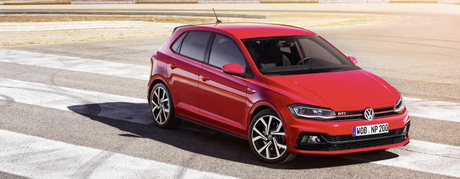 2018 Volkswagen Polo GTI boosts up with 2.0-liter four-cylinder and 197 hp