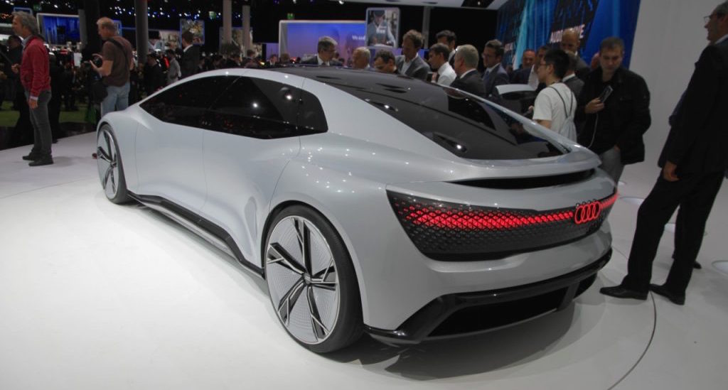 Audi Aicon Concept is another take on our fully autonomous future