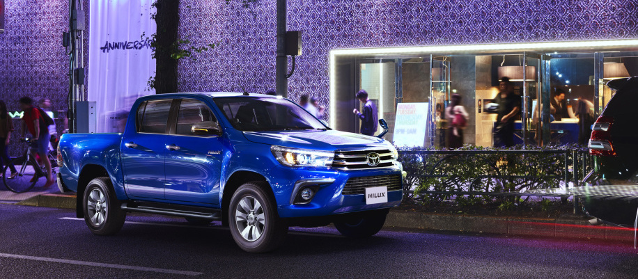 Toyota Hilux comes home to Japan; there's Land Cruiser and FJ Cruiser news too