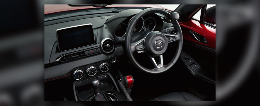 Mazda MX-5 Miata Gets Hand Controls For Owners Using Wheelchairs