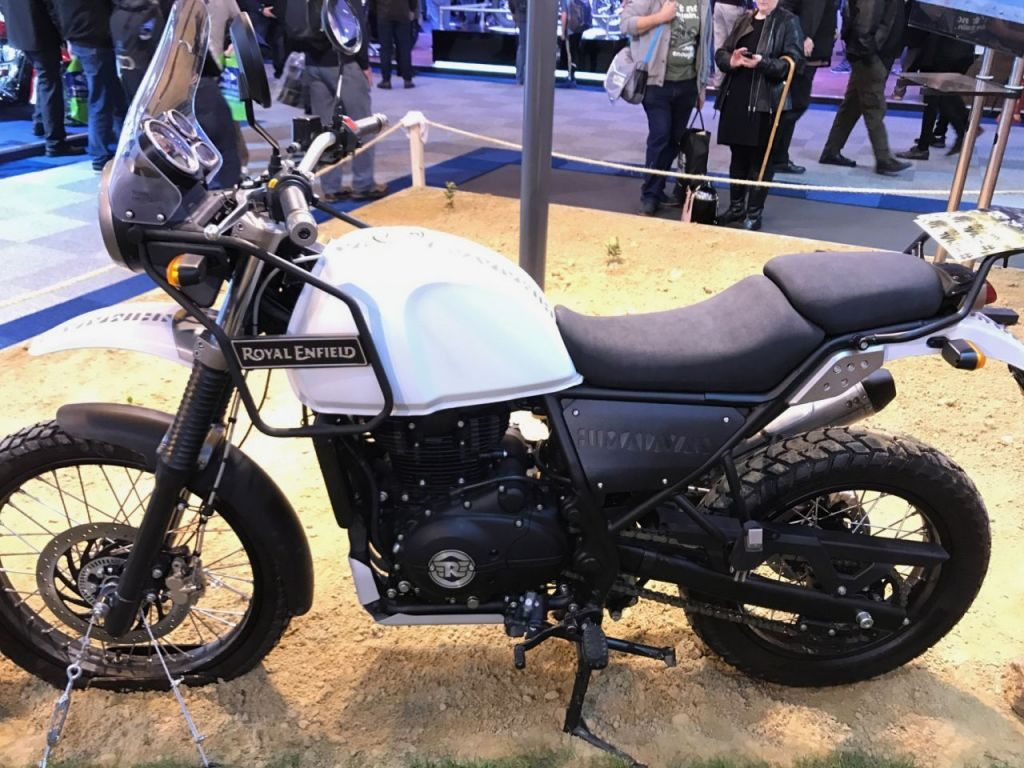Royal Enfield Himalayan Euro4 To Launch In France In January 2018