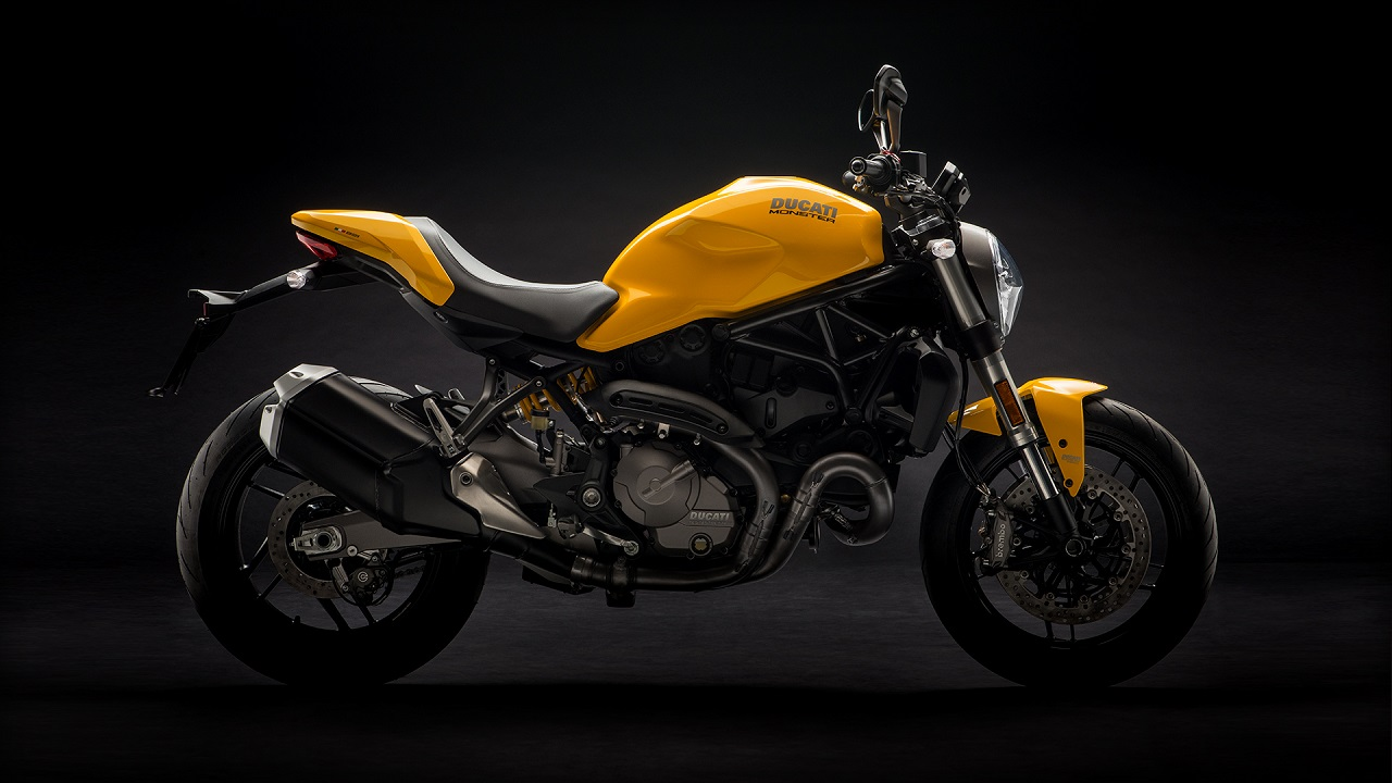2018 ducati monster 821 revealed. Black Bedroom Furniture Sets. Home Design Ideas
