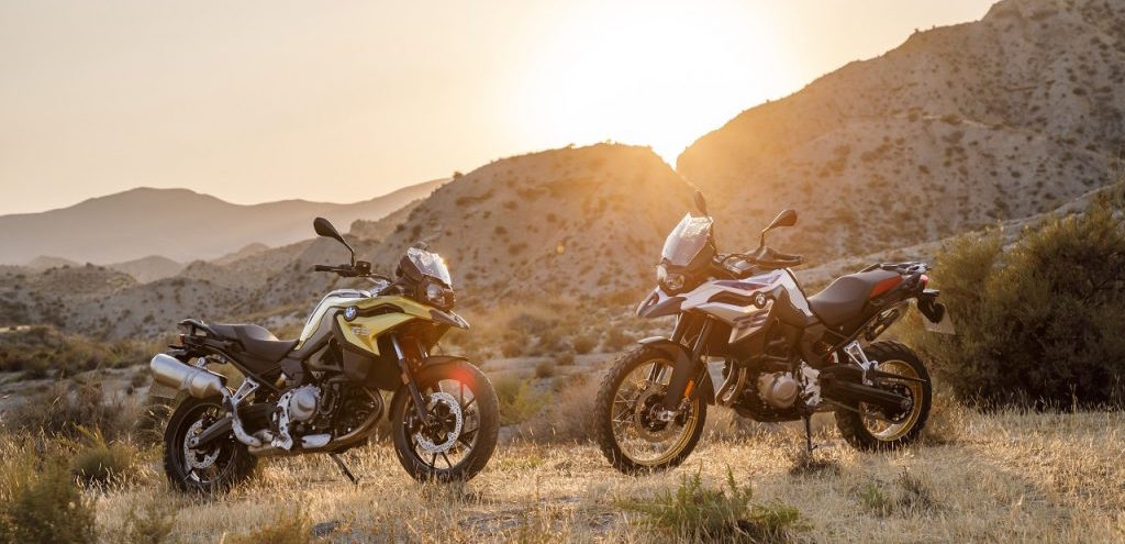 New BMW F 750 GS & BMW F 850 GS unveiled at 2017 EICMA show