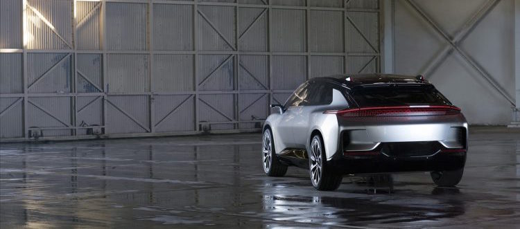Report Claims Jaguar-Land Rover Owner, Tata Invests Big Into Faraday Future