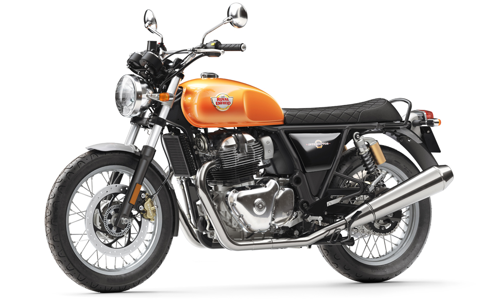 Royal Enfield to use Pirelli Phantom Sportscomp tyres for its 650 twins
