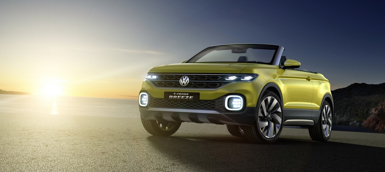 "Volkswagen T-Cross Will Make You ""Wonder Whether It's A VW At All"""