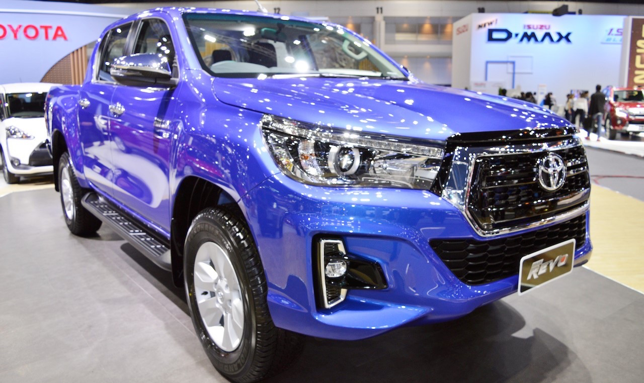 2018 Toyota Hilux Revo - New Car Release Date and Review ...