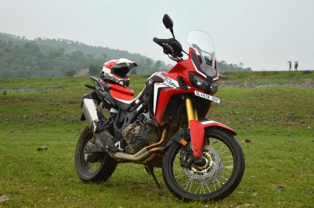 Honda mulling over developing smaller capacity Honda Africa Twin