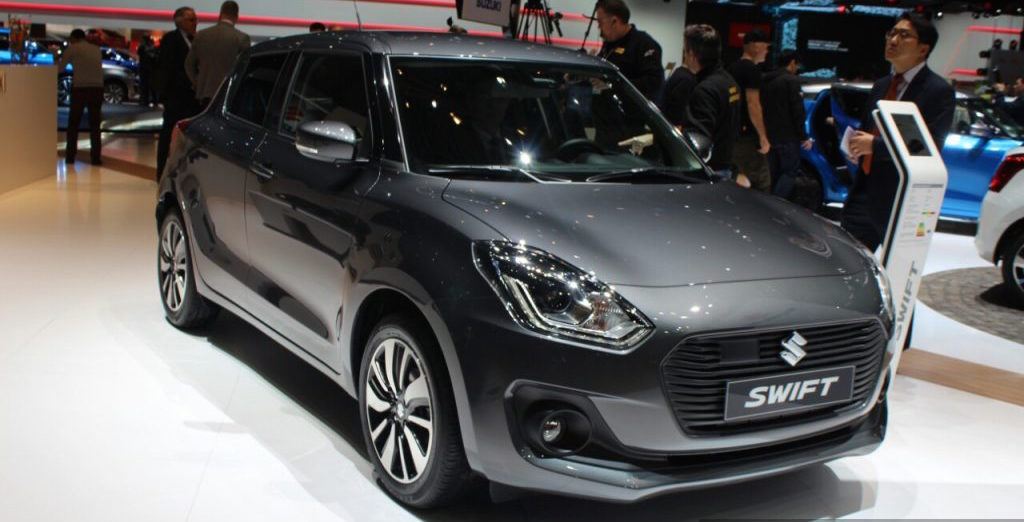 2018 Maruti Swift pre-launch media activities to begin in January