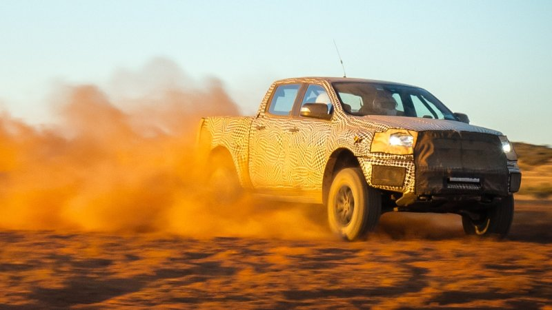 Ford Ranger Raptor to debut in February in Bangkok