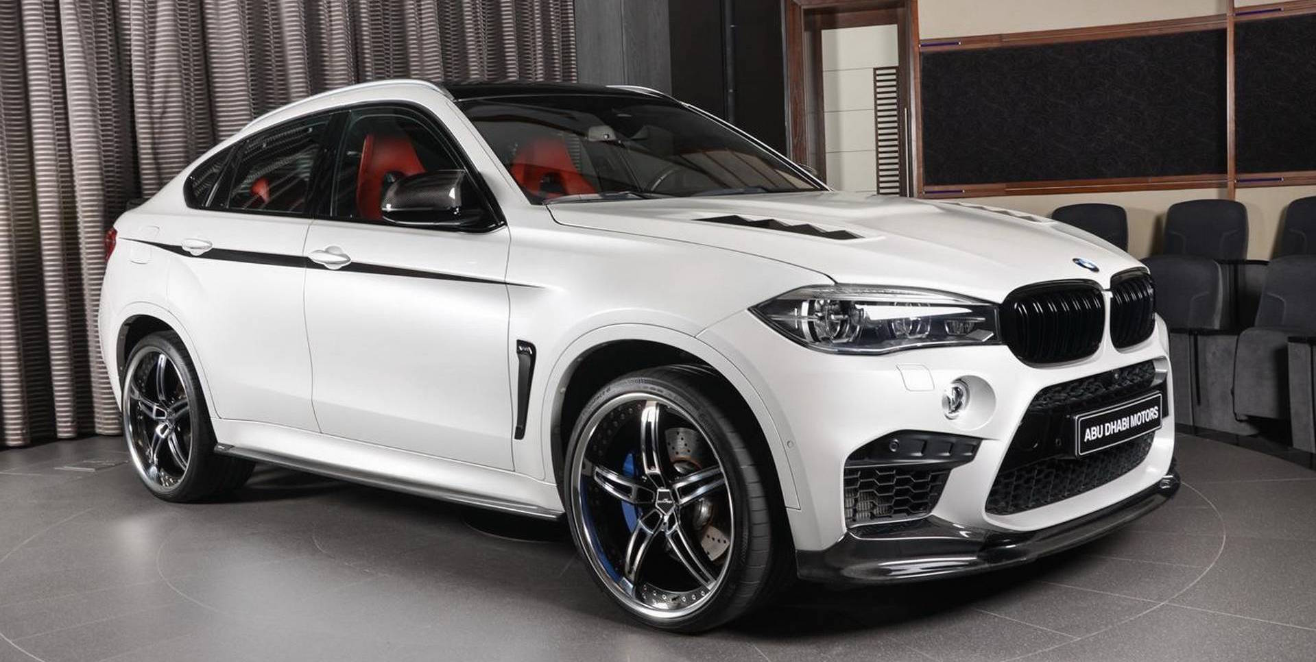 bmw x6 m with 23 inch wheels makes the urus look restrained localis. Black Bedroom Furniture Sets. Home Design Ideas