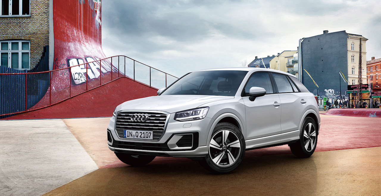 Limited-edition Audi Q2 Touring launched in Japan