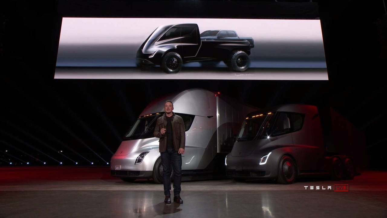 Next up for Tesla, says Elon Musk: Model Y, then a pickup