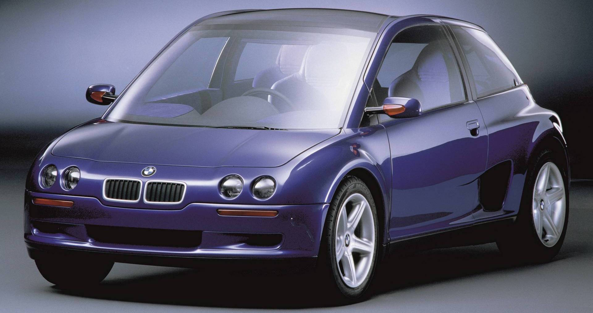 1993 BMW Z13: Concept We Forgot