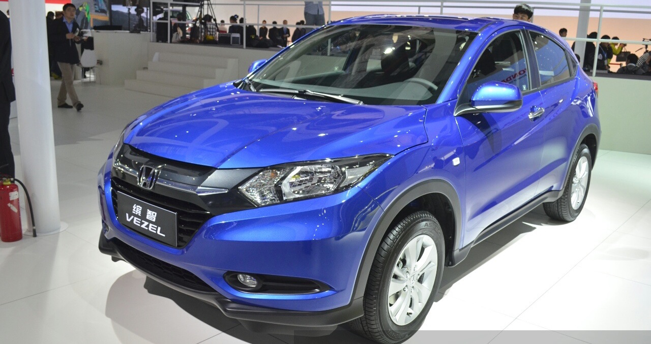 Honda Vezel (Honda HR-V)-based EV to launch in China this year