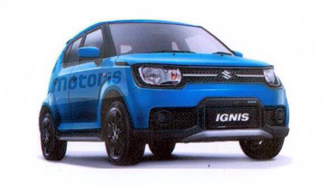 Indian-built Suzuki Ignis SE leaked ahead of launch in Indonesia