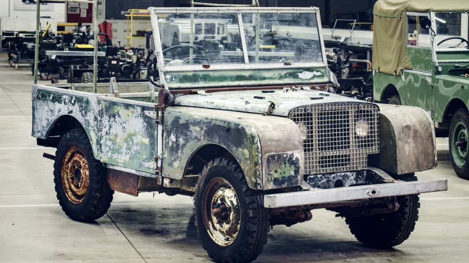 Land Rover will restore original Series I SUV that launched the brand