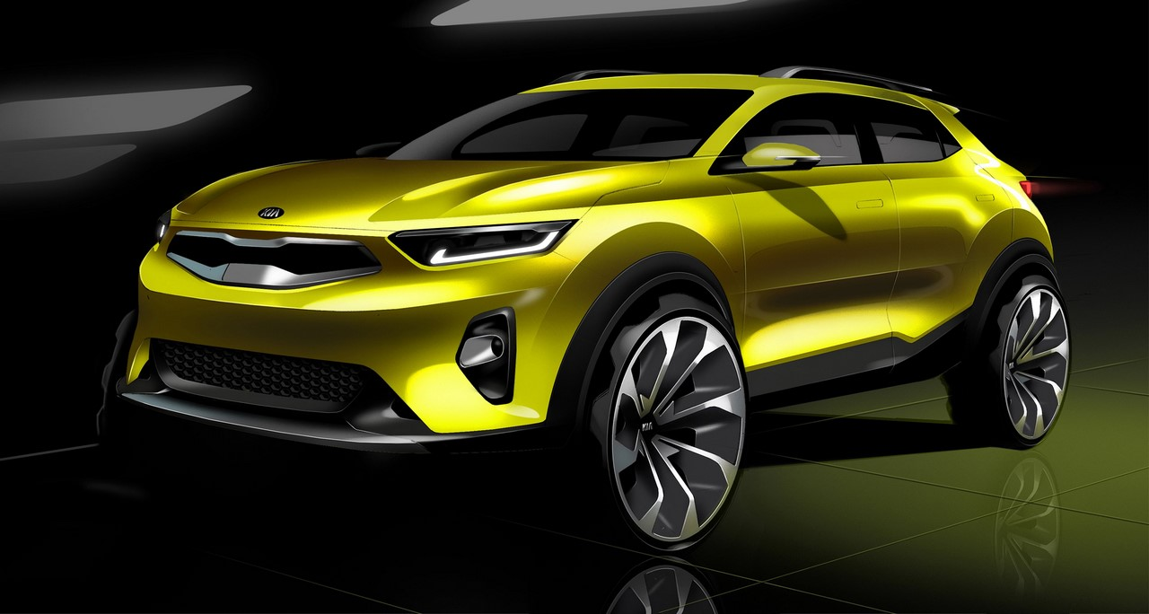 New Kia mini SUV concept to debut at Auto Expo 2018