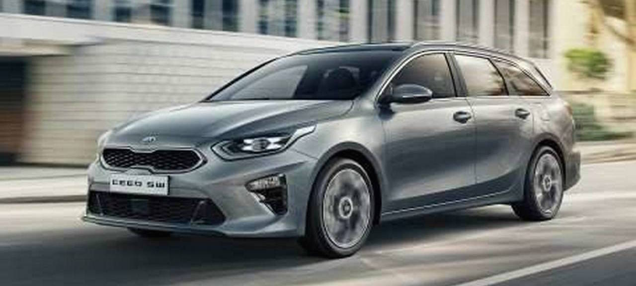 see the 2018 kia ceed sportswagon before you 39 re supposed to. Black Bedroom Furniture Sets. Home Design Ideas