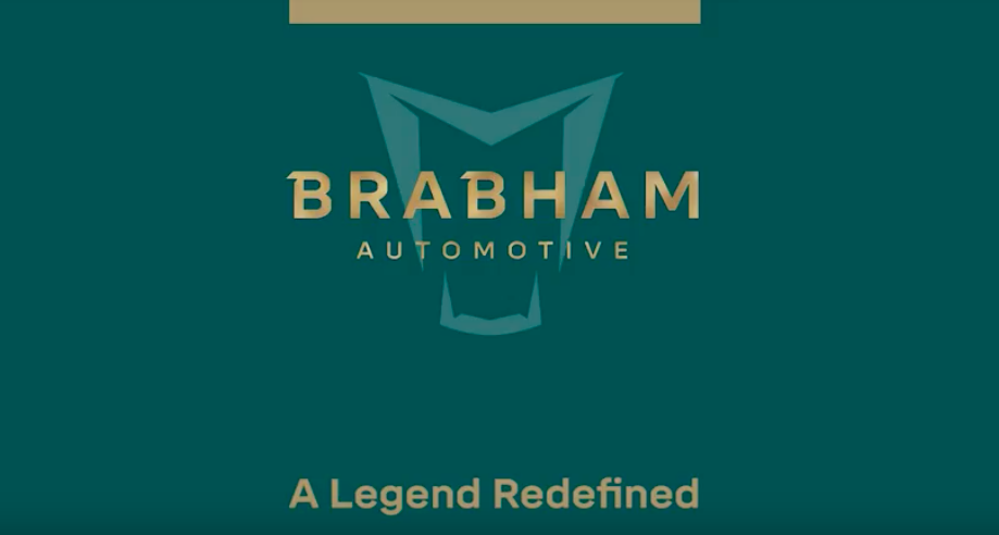 Brabham reveals name and exhaust note of new sports car