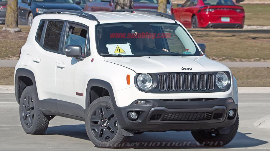 Is a Jeep Renegade Hybrid coming soon?