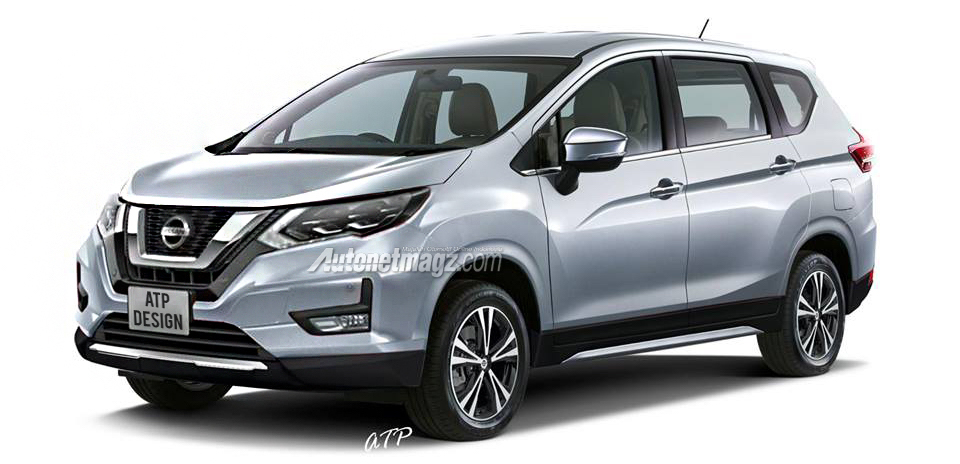 Mitsubishi Xpander-based all-new Nissan Grand Livina to arrive by early 2019