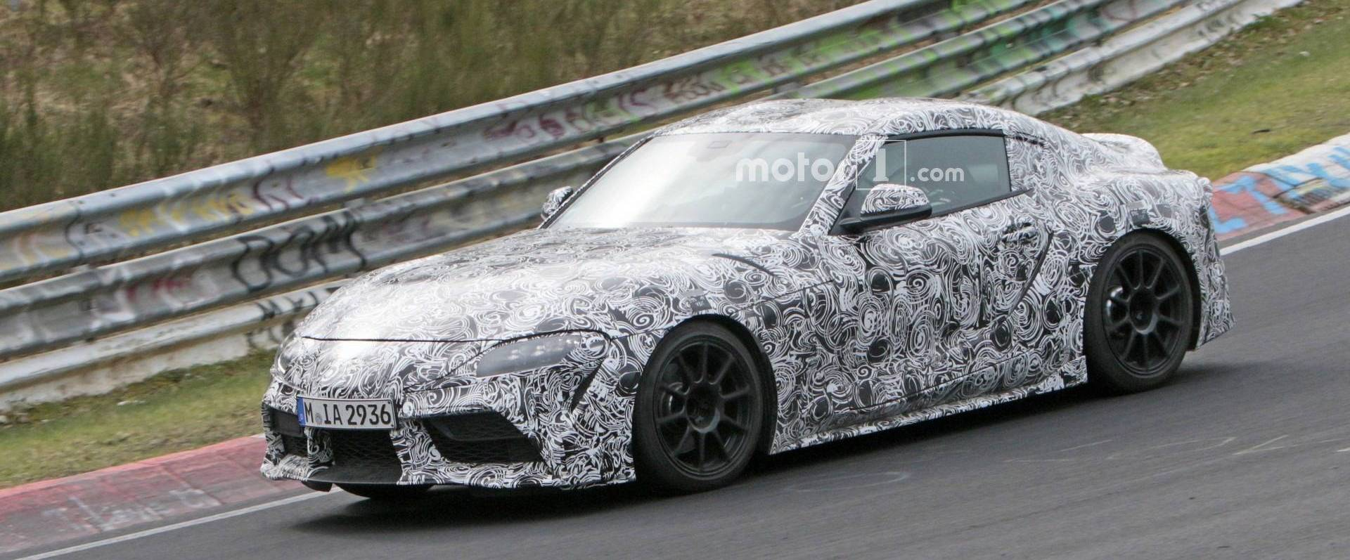 0540c9bae7 Toyota: New Supra Was Mostly Developed In Japan; Won't Be Cheap