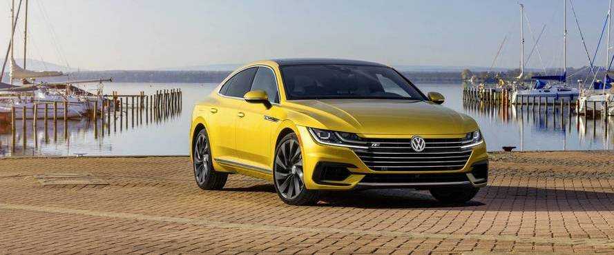 VW T-Roc R, Tiguan R And Arteon R Expected To Arrive This Year