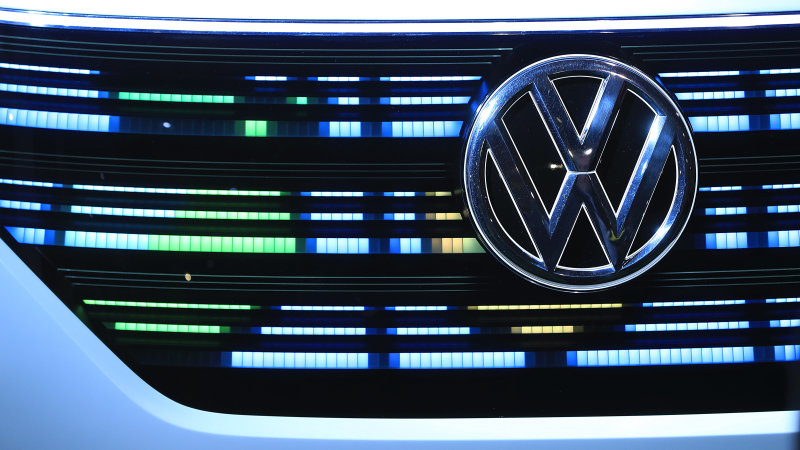 VW plans to update its logo into something 'more colorful'