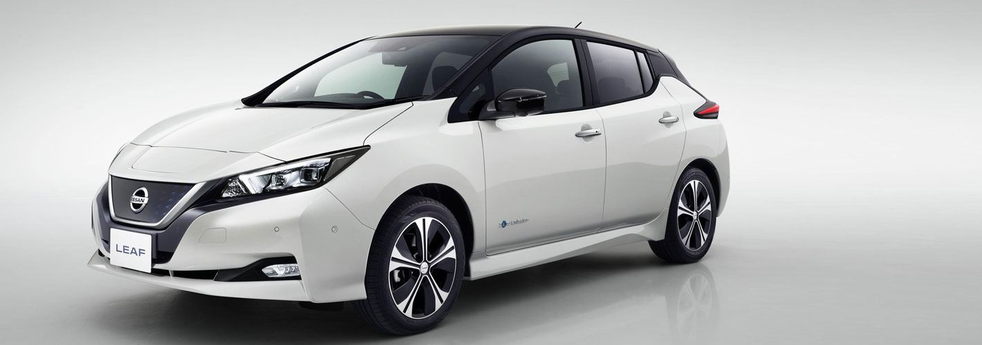 Nissan Leaf sales surpass 100 000 units in Japan, 320 000 globally