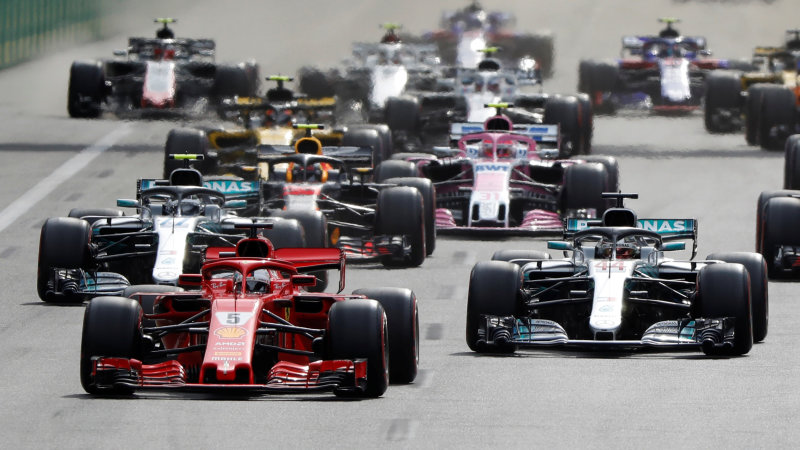 Formula One approves aerodynamic rule changes to promote more passing