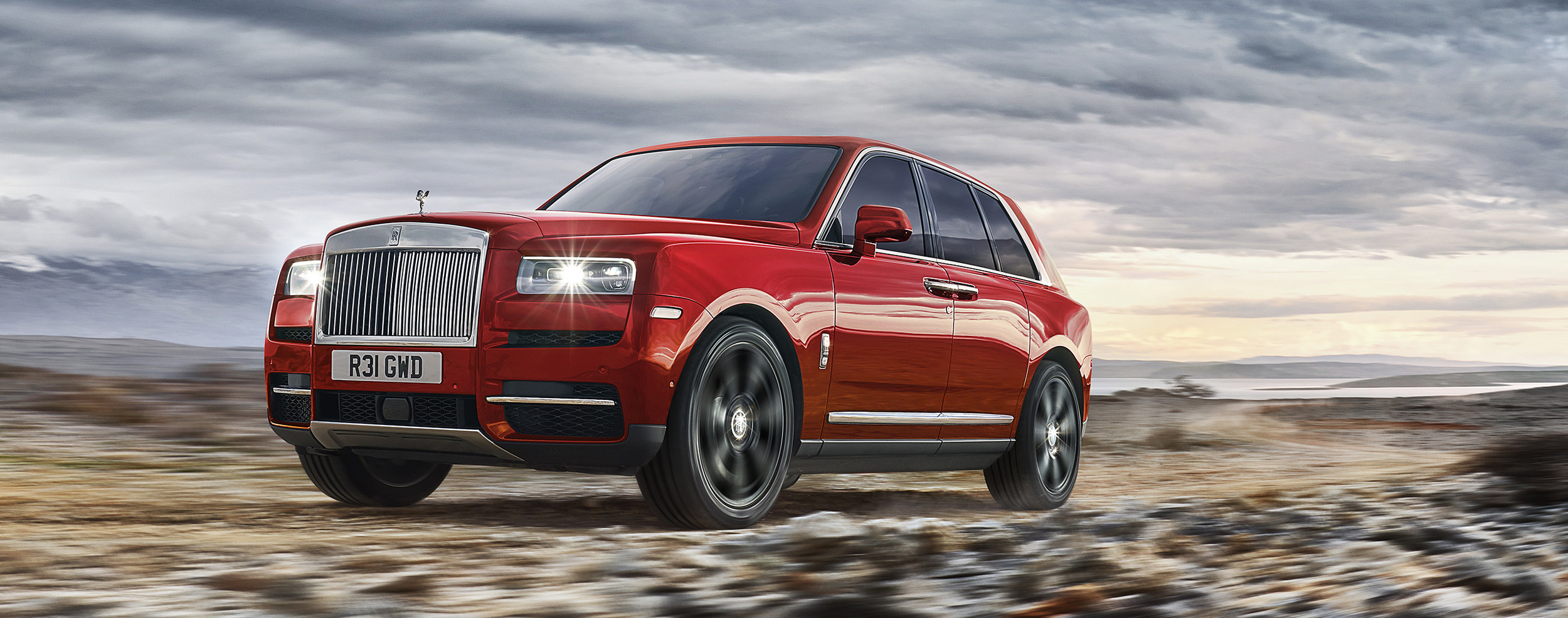 Rolls-Royce Cullinan revealed: Ultra-luxury SUV is so British, it curtsies
