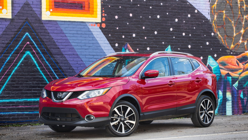 Nissan Rogue Sport crossover is next to get ProPilot Assist