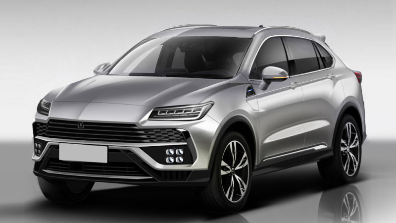 Chinese automaker readies a Lamborghini Urus fake