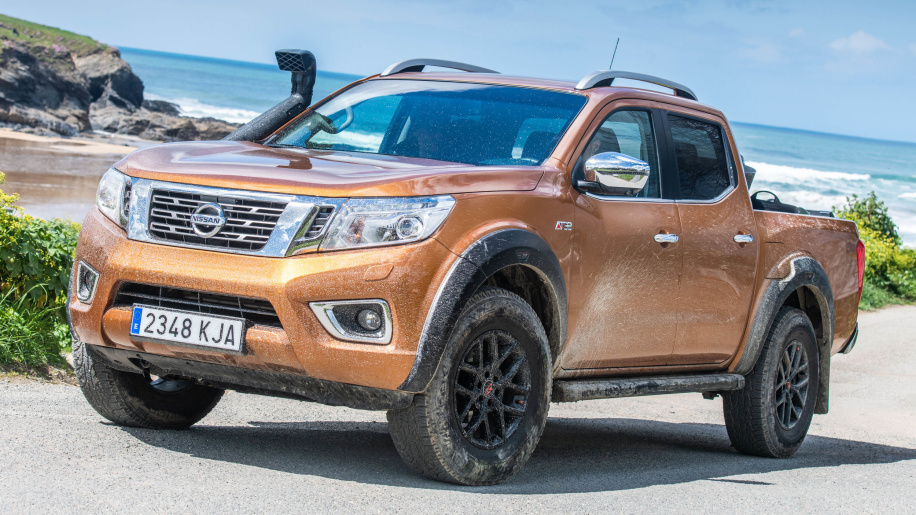 Nissan and Arctic Trucks create a sweet Navara pickup you can buy, if you live in Europe