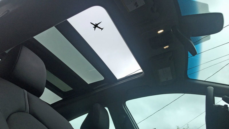 Woman says passing plane dropped human waste through her sunroof