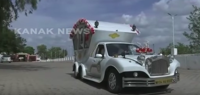 This Rolls Royce is India's UGLIEST