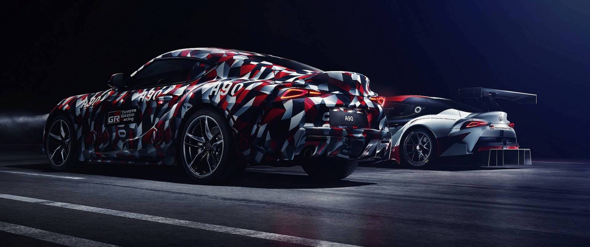 2019 Toyota Supra Returns In New Teaser; Inline-Six Confirmed