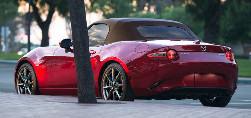 More powerful 2019 Mazda MX-5 also more efficient