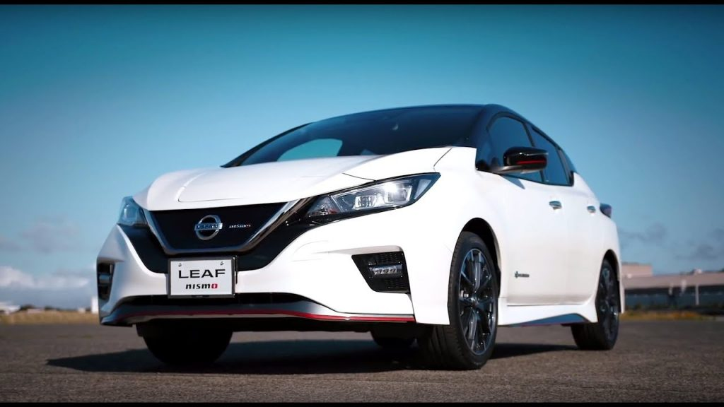 Nissan Leaf Nismo finally goes into production