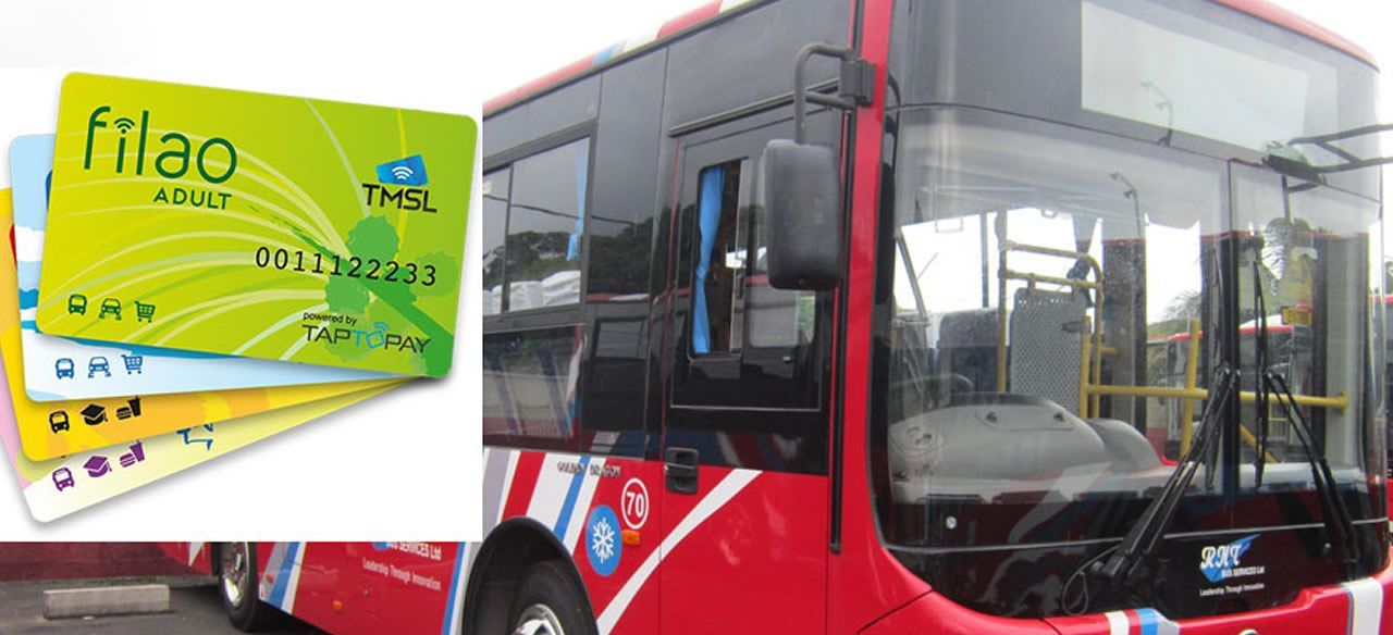Cashless Bus Ticketing System : six soumissionnaires en lice
