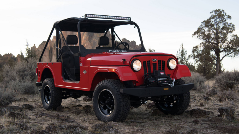 Mahindra fights FCA's Jeep infringement claims