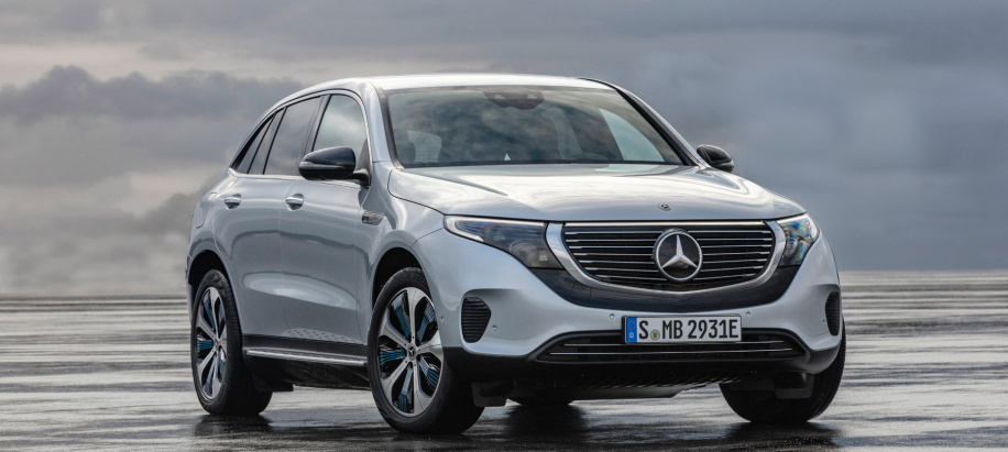 Mercedes-Benz EQC is where EV crossovers are headed