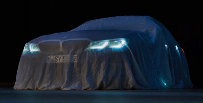 2019 BMW 3 Series (BMW G20) teased ahead of 2018 Paris Motor Show debut