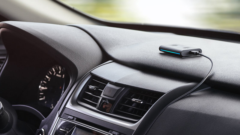 Amazon now has Echo Auto, an Alexa assistant for your car