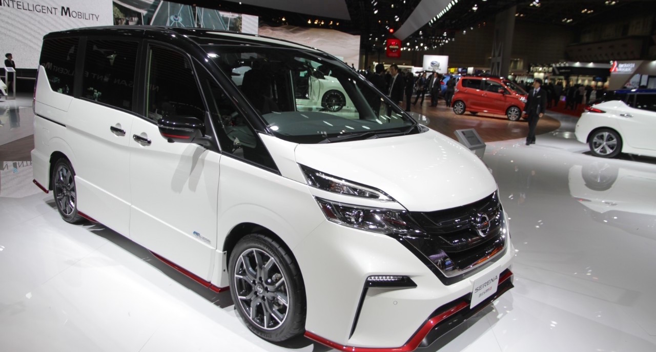 Nissan eyeing a bigger MPV to compete with the Toyota Innova Crysta