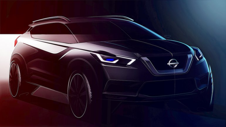 Nissan Kicks to premiere on 18 October
