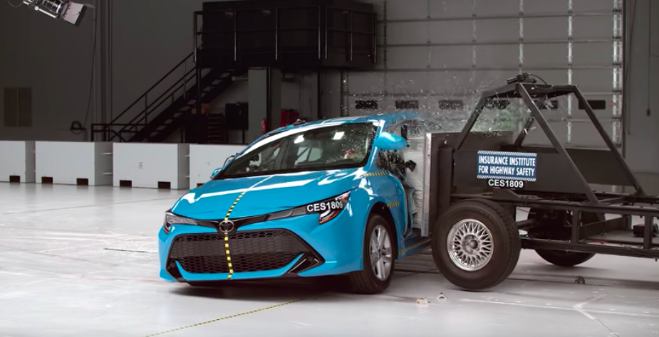 2019 Toyota Corolla Hatchback, Volvos earn IIHS Top Safety Pick rating
