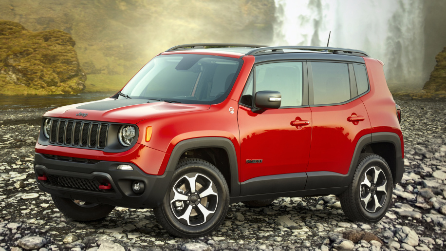 2019 Jeep Renegade gets new turbo engine and new styling